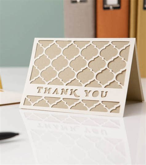 thank you card template cricut learn how to make your own thank you cards with cricut