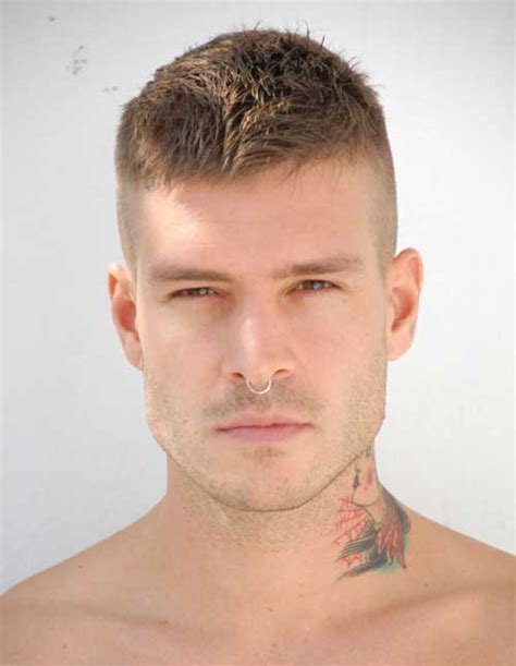 most attractive mens hair styles what are the most attractive extremely short haircuts for