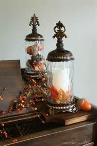 Simple Home Decor Simple Fall Decorating Sand And Sisal