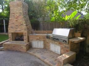 Outdoor kitchen design ideas home interior design