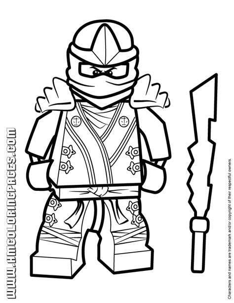 lego ninjago red ninja coloring pages cool lego ninjago kai kx coloring page h m coloring pages