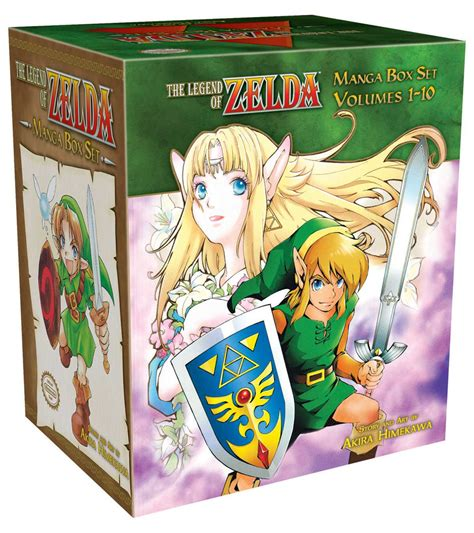 the legend of box set the legend of box set book by himekawa