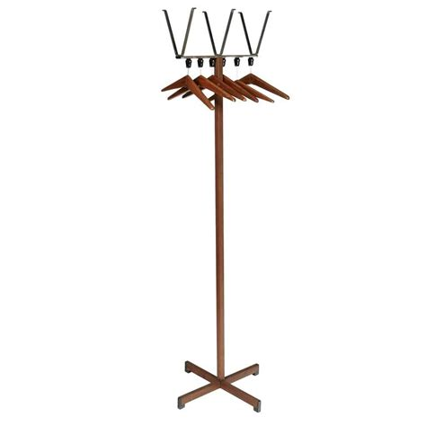 decorative standing coat rack for sale at 1stdibs vintage vogel peterson standing coat rack for sale at 1stdibs