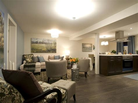 basement kitchen living room three smart home makeovers that boost value and income income property hgtv