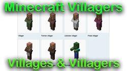 villagers jd's minecraft website