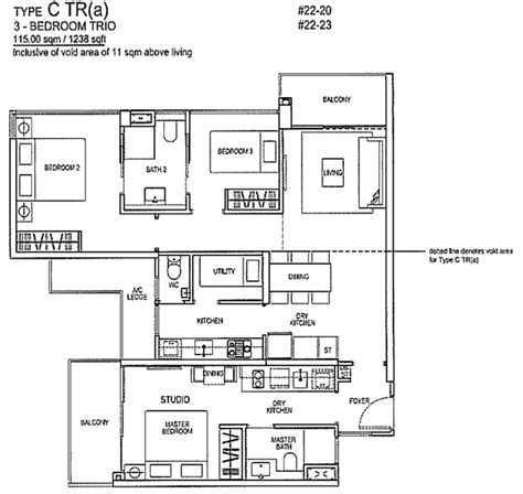 3 bedroom condo floor plans rivertrees floor plans rivertrees condo floor plan brochure