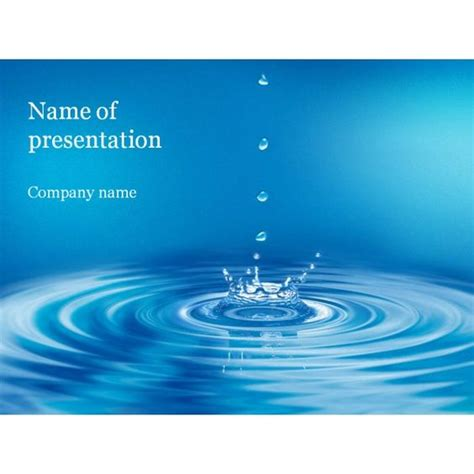themes to presentation powerpoint background themes clear water powerpoint