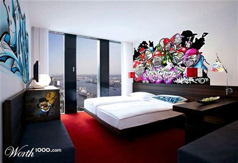graffiti for bedrooms 17 best images about street art interiors on pinterest