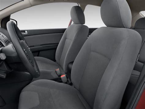 nissan sentra interior 2010 image 2010 nissan sentra 4 door sedan i4 cvt 2 0 s front