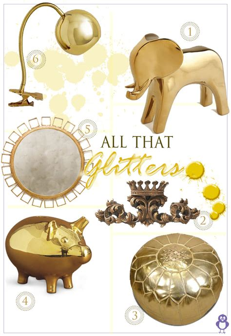 Gold Nursery Decor Style Laylaybabytalk