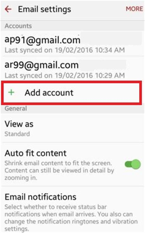 add gmail account to android how to add account to gmail app on android device