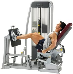 seated leg press exercise seated leg press for legs workout