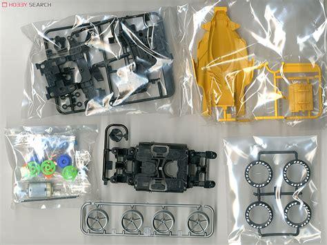 Thundershot Mk Ii Black Special thunder mk ii 00 special mini 4wd contents1