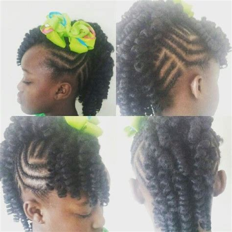 crochet mohawk hairstyle 194 best images about croquet braid styles on pinterest