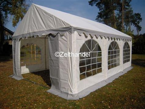 pavillon regenfest partyzelt 3x6 m pavillon grau wei 223 pvc in bielefeld kaufen
