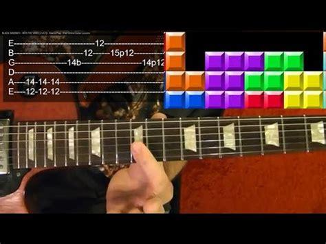 guitar tutorial video games tabs wowguitars com