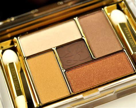 Eyeshadow Palette Estee Lauder estee lauder extravagant gold eyeshadow palette review