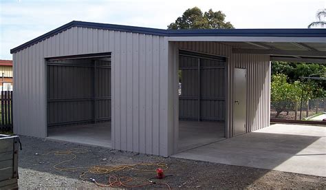 Steel Sheds Buildings by Steel Shed According To The Weather Condition