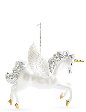 unicorn christmas tree topper tree decoration ideas baubles toppers ornaments m s