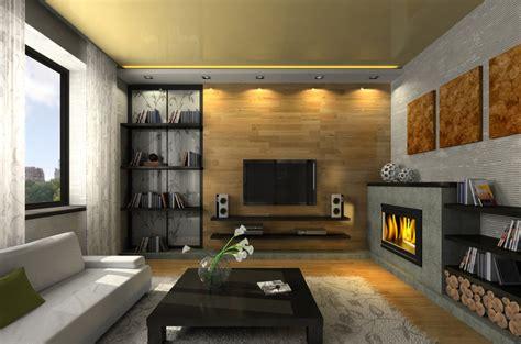 decorate  zone   fireplace  original