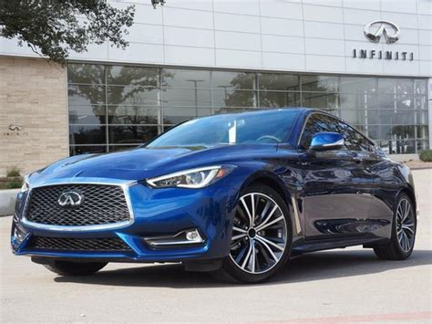 2019 Infiniti Q60 by New 2019 Infiniti Q60 3 0t Luxe Rwd Coupe In Boerne