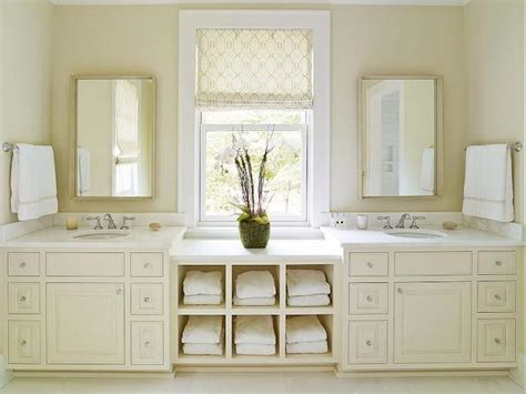 cream bathroom vanity units cream bathroom vanity cabinets white countertops