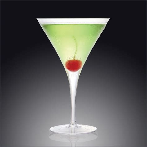 apple martini with cherry threeolives cherry apple martini