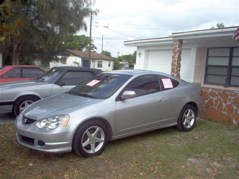 Car Types That Start With S by 2004 Acura Rsx Type S For Sale Ta Racing