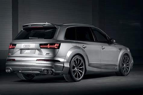 Audi Sq 7 by New Audi Sq7 Gets The Works From Abt With 520 Horses