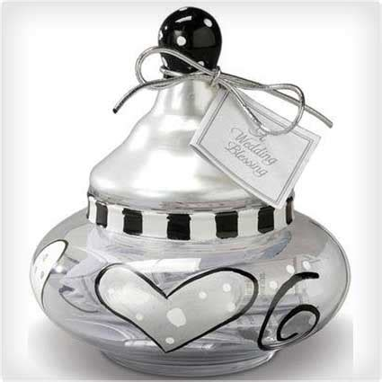 Wedding Blessing Jar by 50 Wedding Gift Ideas That Are Anything But Boring Dodo Burd