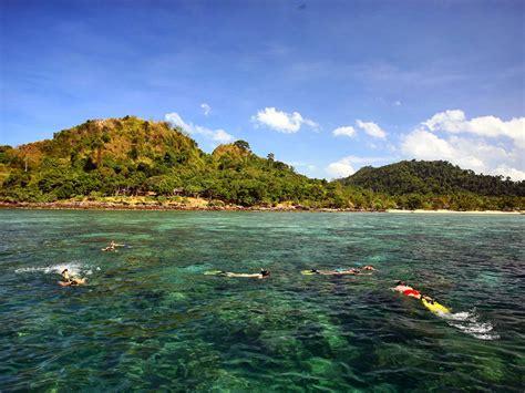 speed boat krabi to koh lanta four islands tour koh lanta by speedboat easy day thailand
