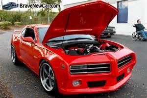 Pontiac Gto Concept 2014 Pontiac Gto Quot 6t9 Goat Quot The Judge Concept Review