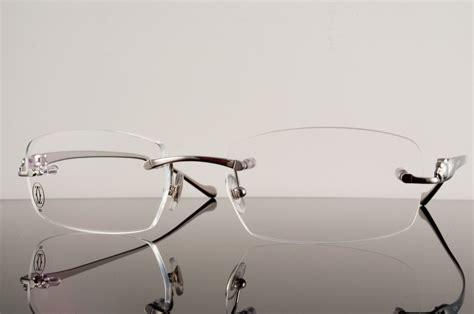 cartier panthere optical frames