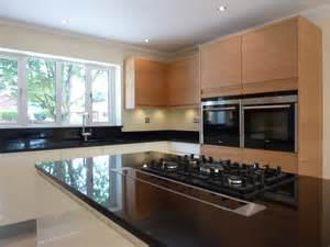 Kitchen Island With Storage Cabinets Split Level Luxury Home In Hertfordshire Ashwell
