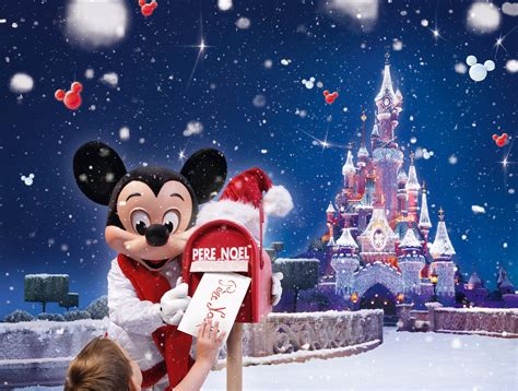 mickey mouse in disneyland on christmas wallpapers and