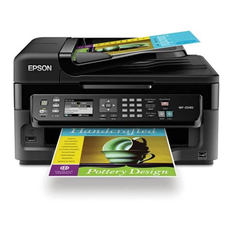 Printer Epson All In One epson launches workforce wf 2540 all in one printer