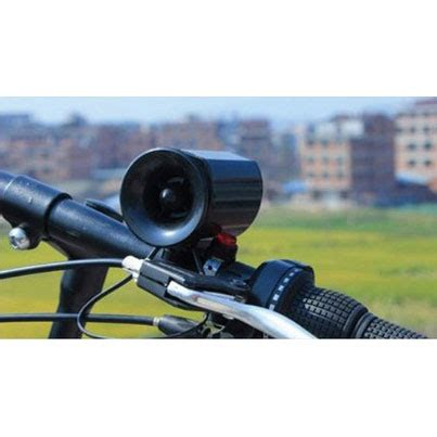 Klakson Sepeda Bicycle Horn large bicycle horn sound klakson sepeda black
