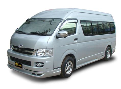 Toyota Communter Toyota Commuter 2644388