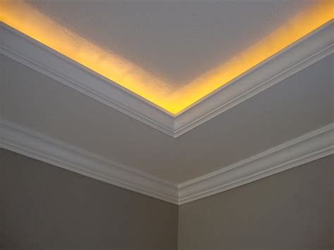 crown molding lighting crown molding with lights going to do this