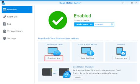 DiskStation Manager   Knowledge Base   Synology Inc.