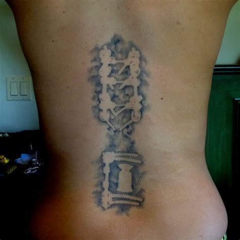 tattoo nerve pain 161 best images about lumbar spine surgery on pinterest