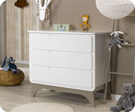 commode bebe blanche commode b 233 b 233 pepper blanche achat vente mobilier 224