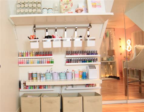 aufbewahrung ideen the simple makeup organizer ideas