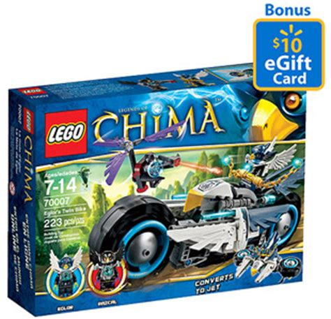 Chima Gift Card - lego sets with free walmart gift cards city chima ninjago more discountqueens com
