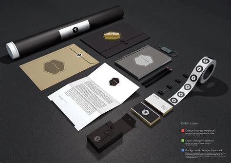 95 free stationery branding mockup psd for identity