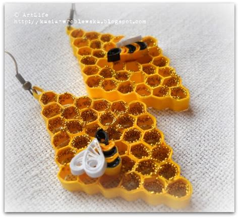 quilling beehive tutorial 17 best images about jewellery quilling on pinterest