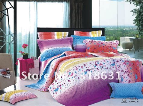 Colorful Bed In A Bag Sets Bed Bed Picture More Detailed Picture About Unique Design Colorful Comforter Sets Free