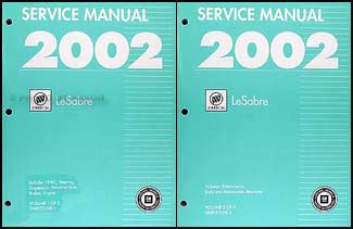 best car repair manuals 2002 buick regal electronic valve timing 2002 manuals