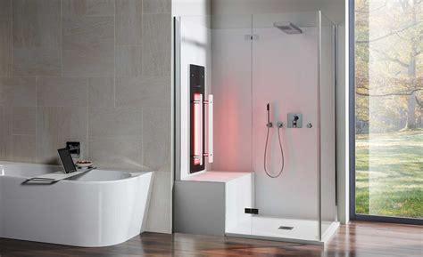 neue türen bodengleiche duschkabinen sind der neue trend
