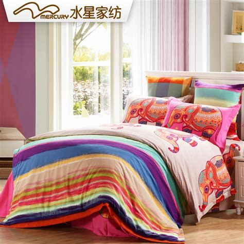 Printed Bed Sheet Sets Bliss Home Textile 100 Cotton Sanding Printed Bedding Sets With 4pcs Bed Sheet King Size